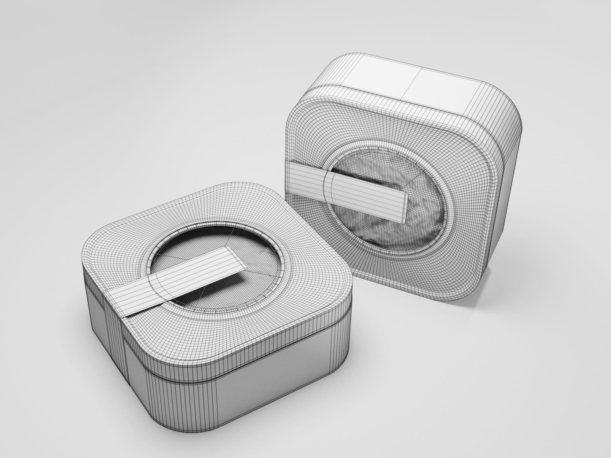 Чай Lancaster 3D модель