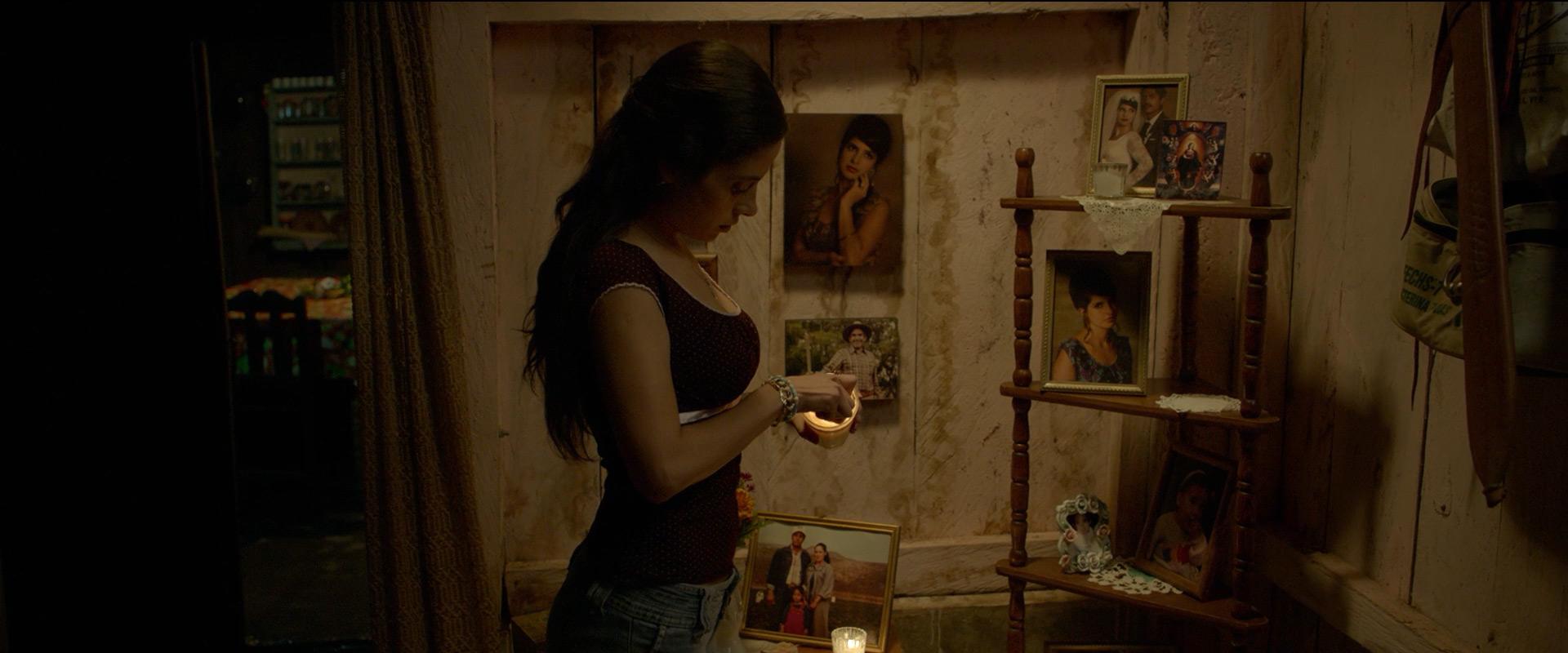 """Кадр из фильма """"Я мечтаю на другом языке"""""""