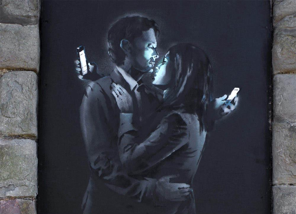 Мобильная любовь