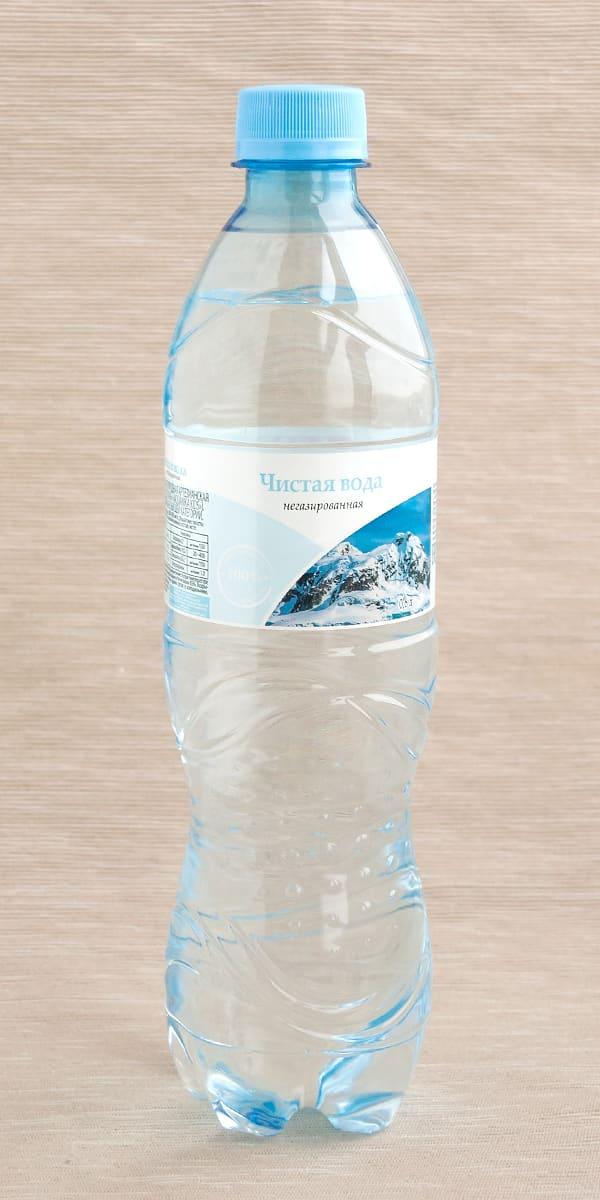 Бутылка 0,5 л