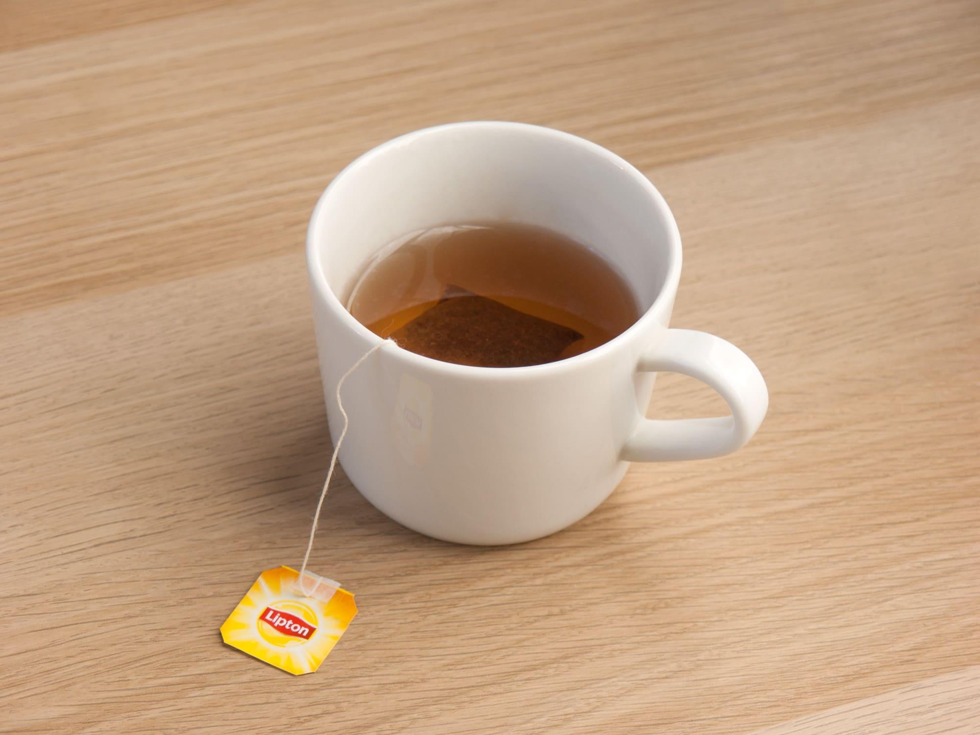 Бескофеиновый чай