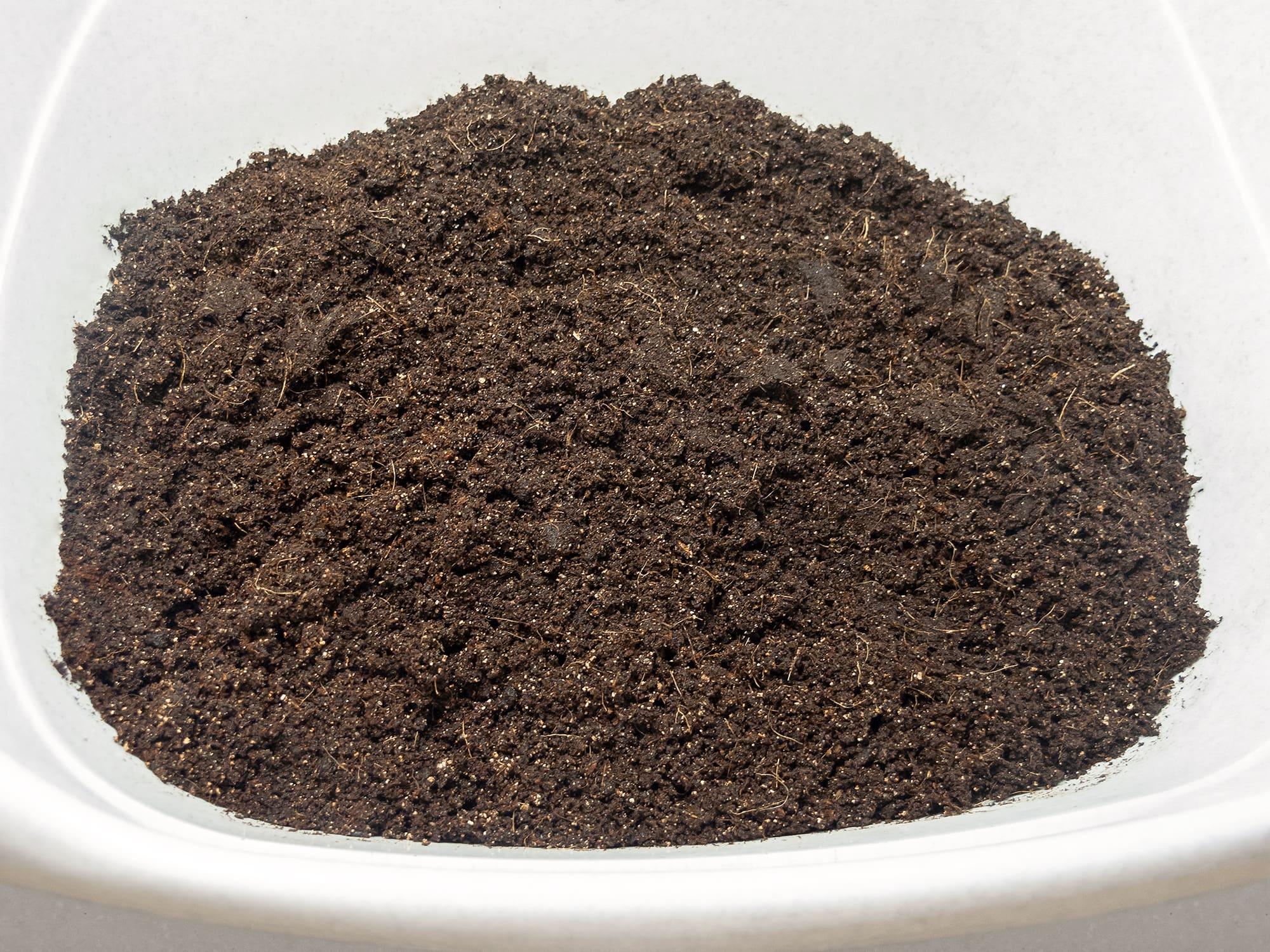 DIY грунт для домашнего выращивания