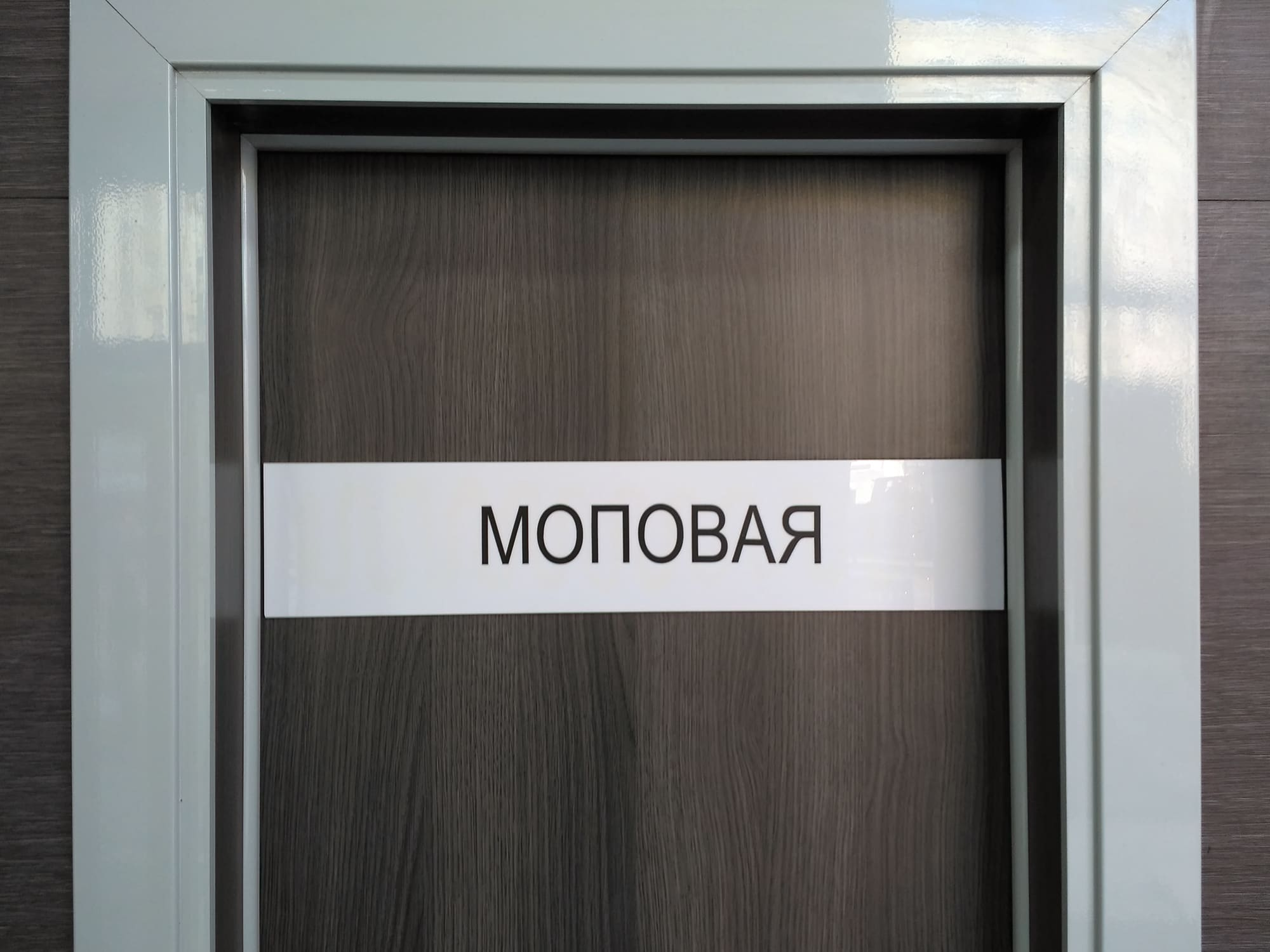моповая