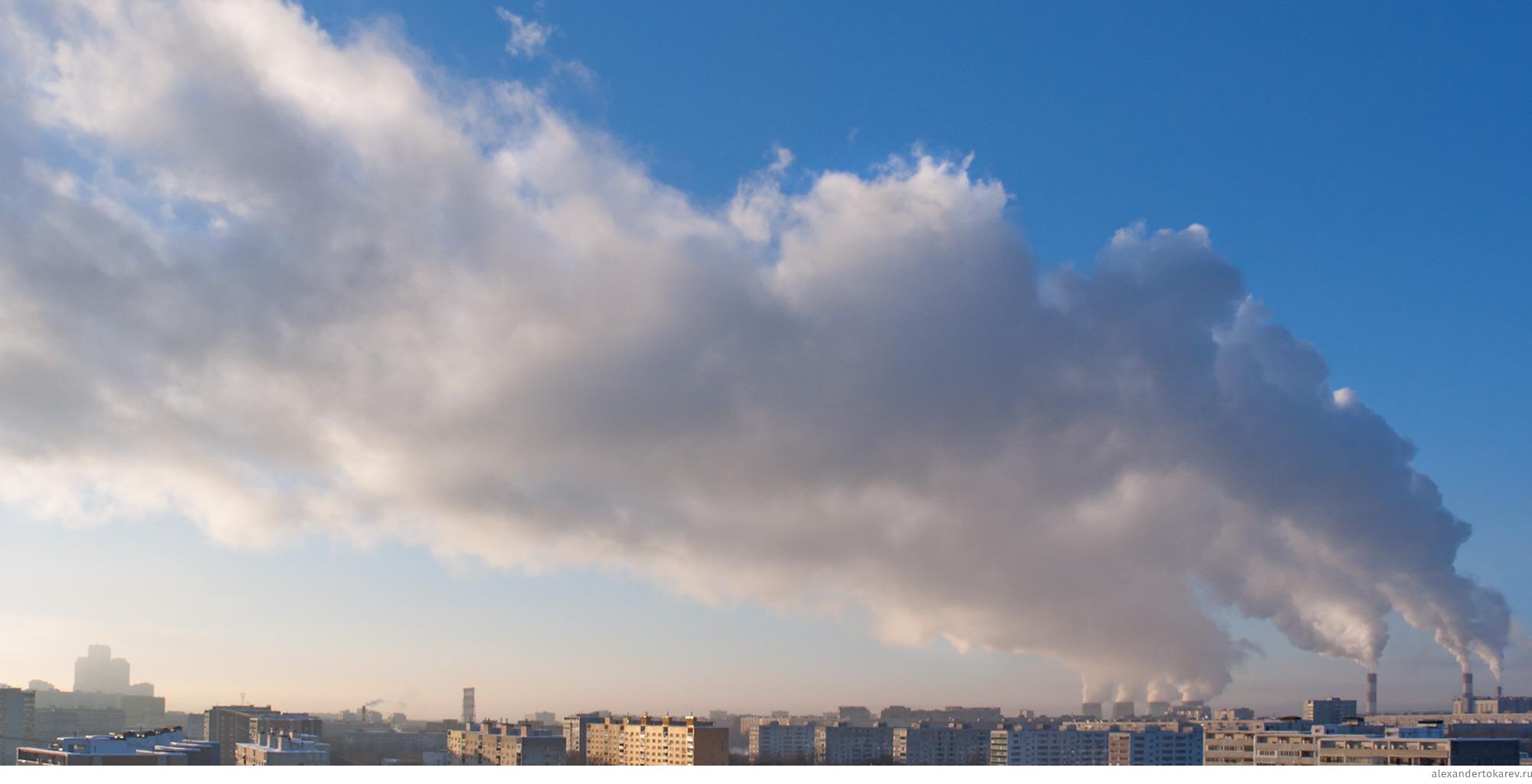 MosCloud - генератор московских облаков Cloud Generator