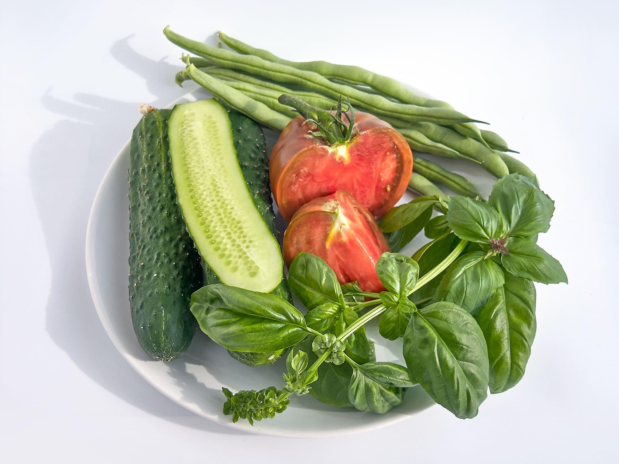 Гидропонные овощи, выращенные в моей балконной оранжерее (2020)