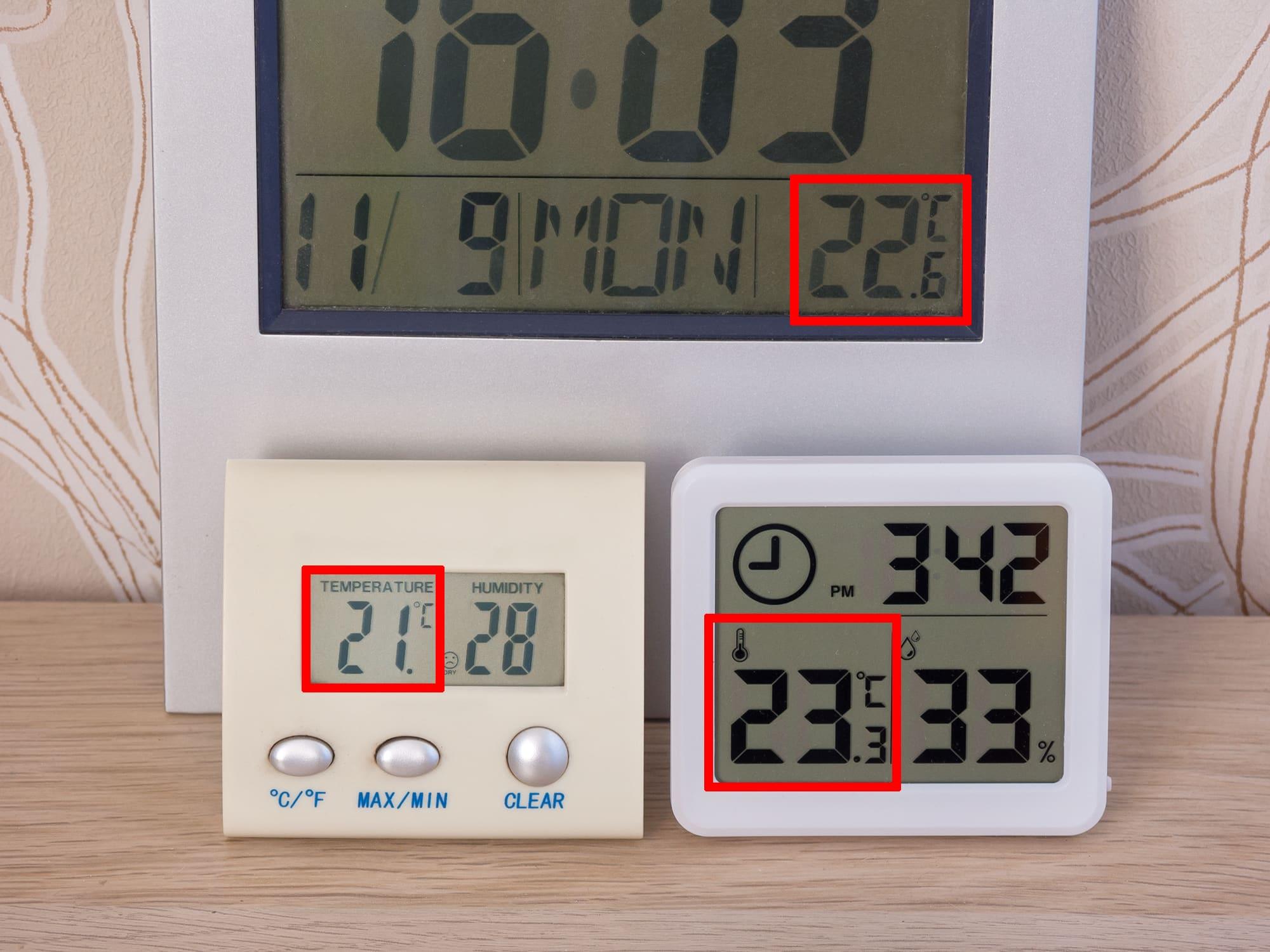 Термометр Мерфи