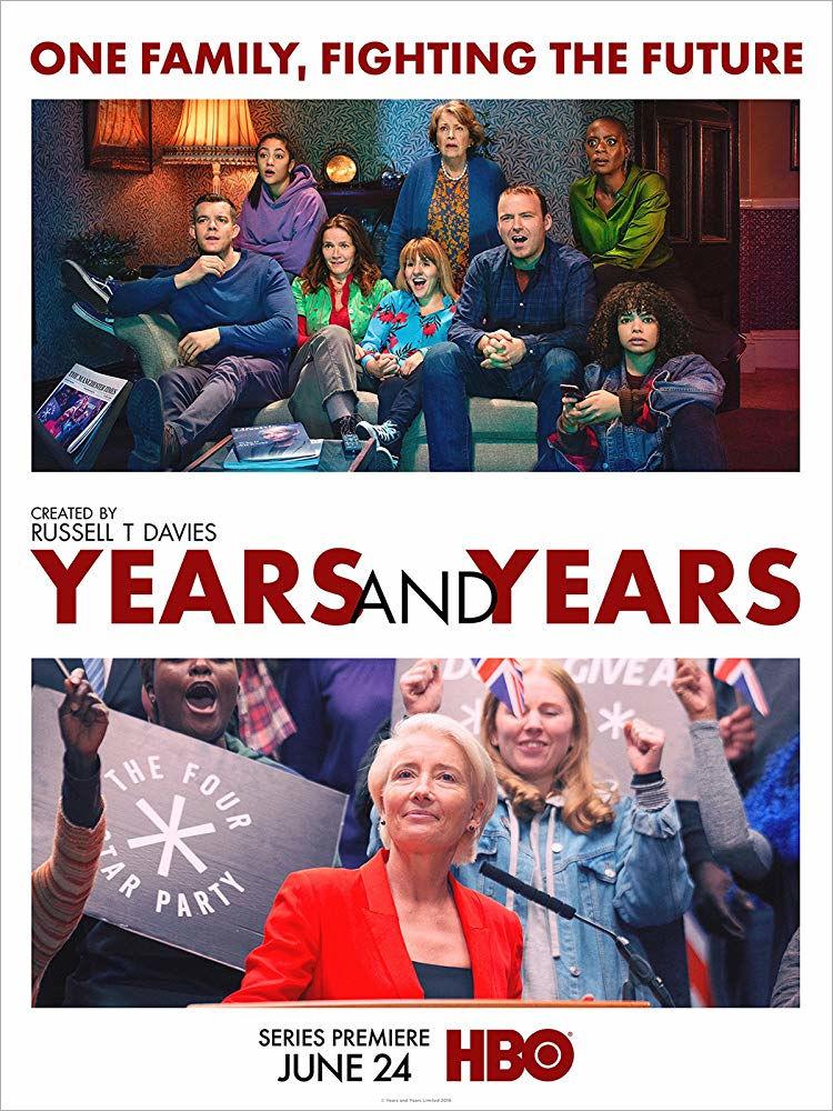 """Сериал """"Годы"""" Years and Years"""